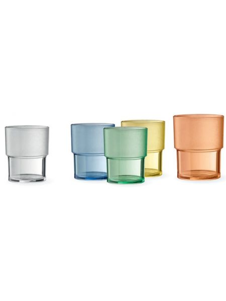 Gobelet Copolyester St Romain 20cl Transparent
