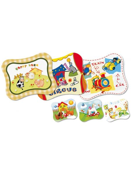 Sets de Table Décor Enfant (lot de 6)