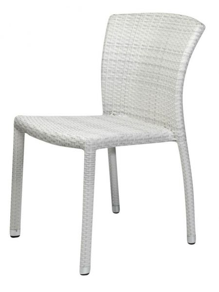 Chaise California Blanc