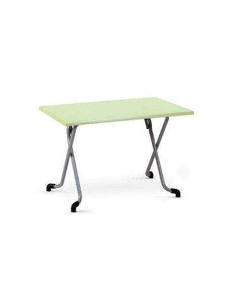 Table pliante Rectangle Calvi 110X70 Chêne à la Chaux