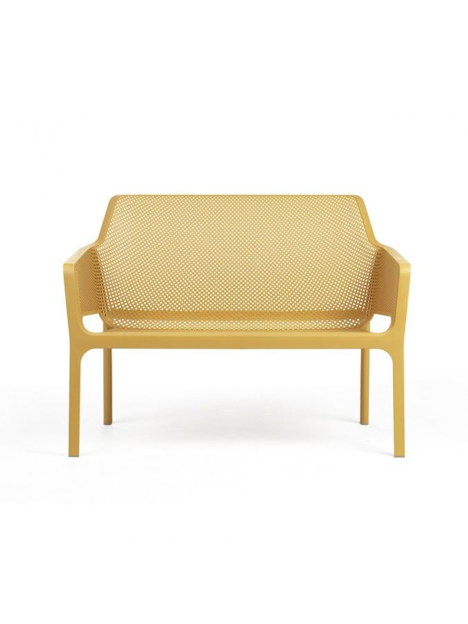 Banc NET BENCH - Coloris bouton d'or