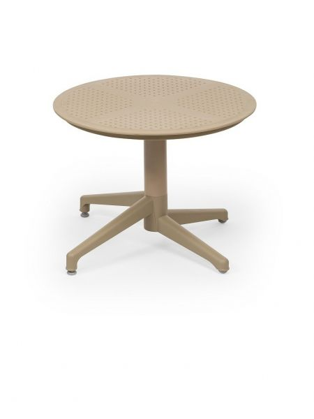 Table basse Riviera plateau ø600 Coffee