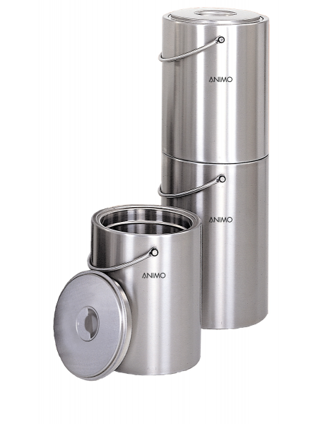 Conteneur isotherme Inox 'VC10' 10 Litres Animo