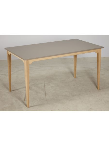Table 'CT10' 4 pieds 140X80