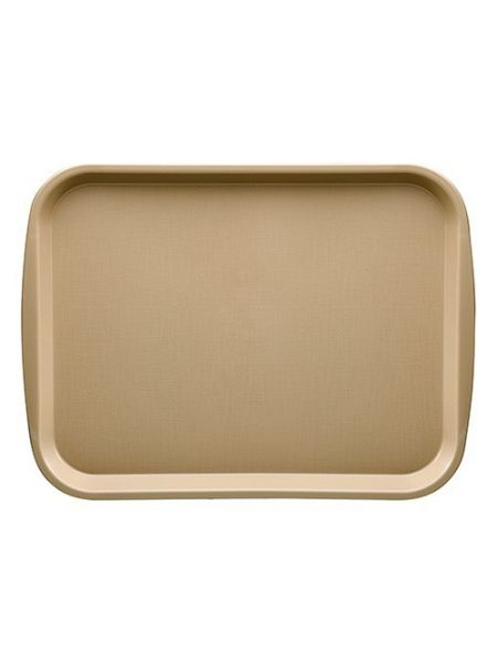 Plateau Fast-Food MM 44 x 31 cm - Cannelle