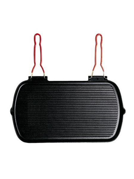 Plaque Grill double