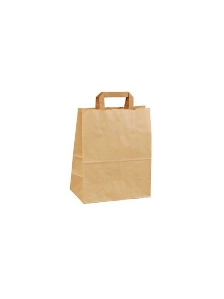 Sac cabat papier craft - Carton de 250