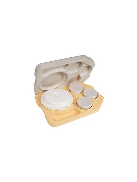 Plateau repas isotherme  5 cases - TS60