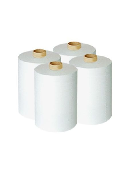 Lot de 4 Bobines Recharge torchon Stipac