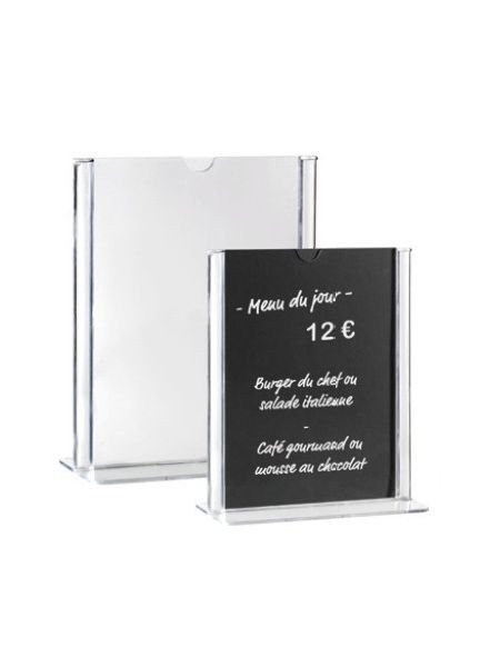 Porte-Carte de Table 15 x 10