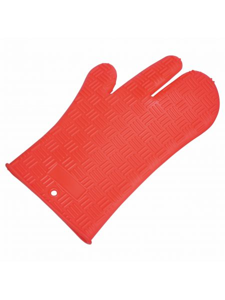 Moufle silicone Rouge