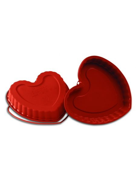 Moule Coeur 22X22 silicone