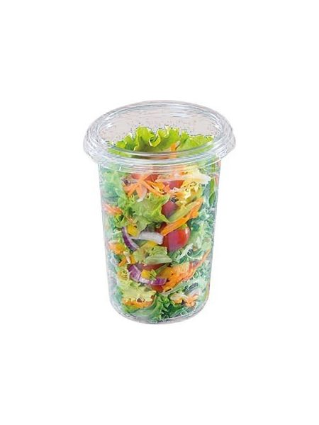 POT ROND CRISTAL 100 CL
