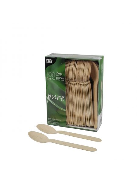 CUILLERE BIODEGRADABLE L160
