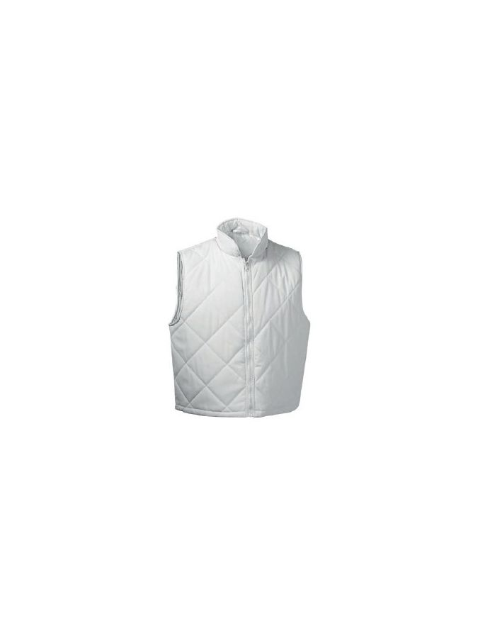 Gilet Anti Froid Blanc Taille XL 50 à 52