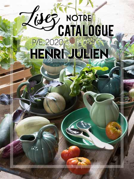 Henri Julien-couverture-catalogue-Printemps-été-2020